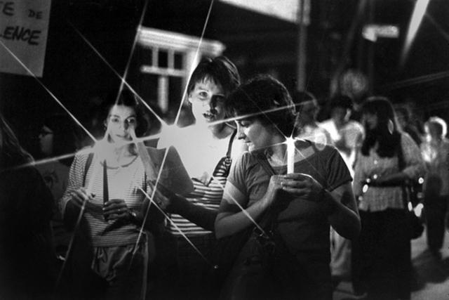 , 'Marche des Femmes,' ca. 1980, The Print Atelier