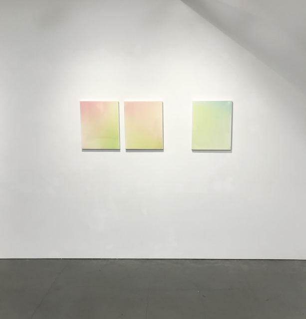 , 'Untitled 2053, Untitled 2049, Untitled 1869,' 2017, Nancy Toomey Fine Art