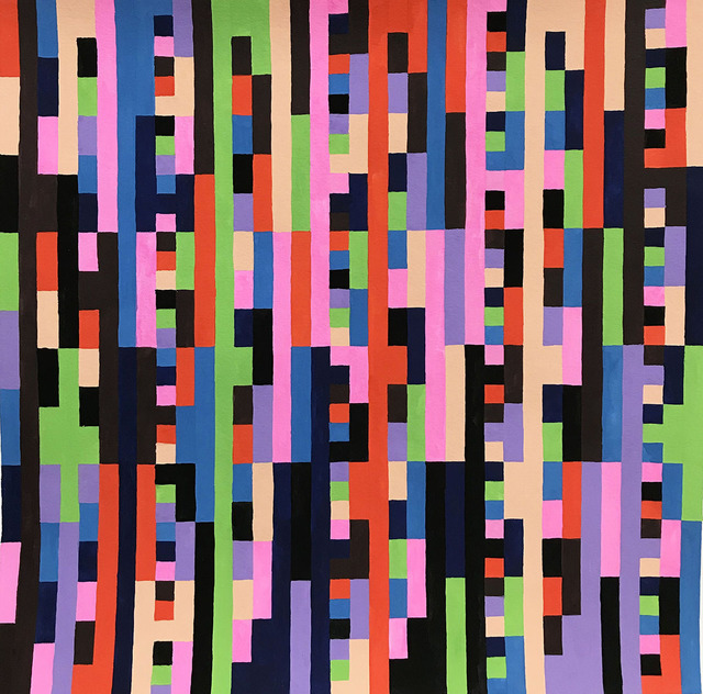 , 'Math Anxiety,' 2018, Conduit Gallery