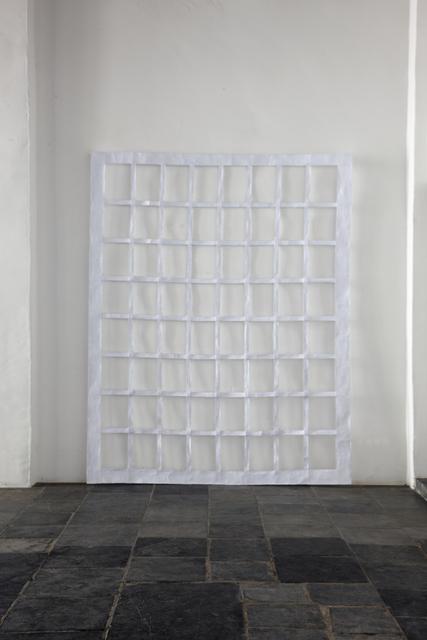 , '(grilles),' 2013, Axel Vervoordt Gallery