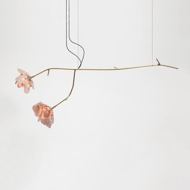 , 'Double Stone Rose Pendant,' 2019, The Future Perfect