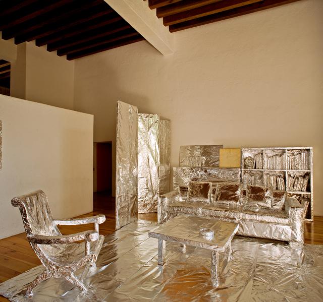 ", 'Sala / Room ""A"",' 2010, CURRO"