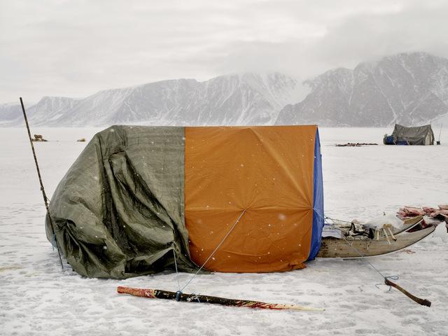 , 'The Master Hunter's Tent,' 2016, Hans Alf Gallery