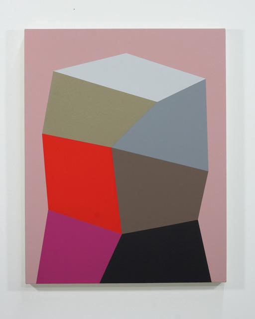 , 'Entrave (D),' 2012, Galerie René Blouin
