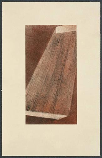 Ed Ruscha, 'Bolt 111', 1998, Kunzt Gallery