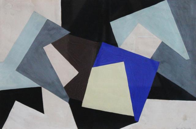Saloua Raouda Choucair, 'Untitled', ca. 1949, Agial Art Gallery