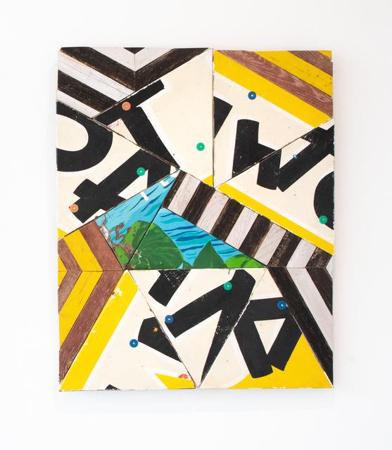 Benjamin Lowder, 'Transmutation 2', 2019, Open Mind Art Space