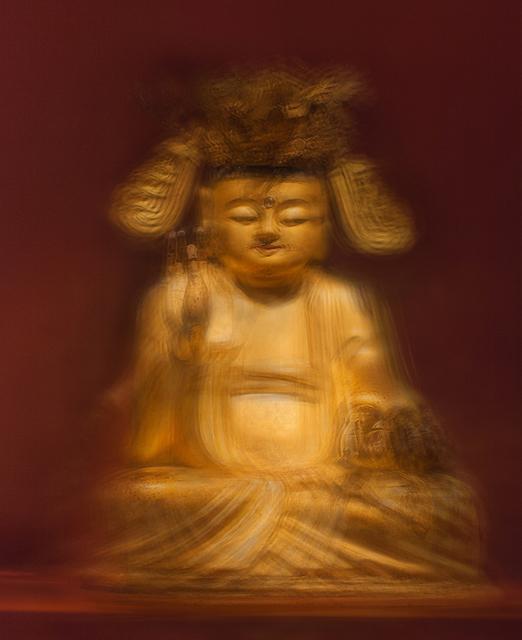 , 'Memories of the Gaze_Relic_Buddha 3,' 2015, Gallery EM