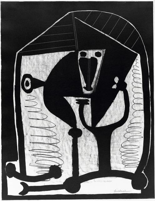 , 'Figure, November 21,' 1948, R. S. Johnson Fine Art
