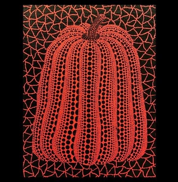 Yayoi Kusama, 'Pumpkin', 1992, HG Contemporary