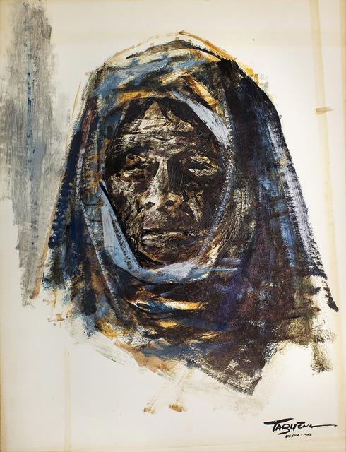 , 'Blue Woman,' 1956, Galería Nudo