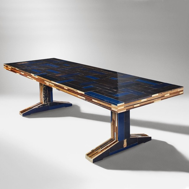 , '300 Scrap wood Table FP223,' 2015, The Future Perfect