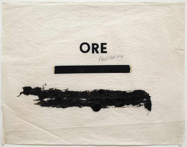 , 'Ore,' 1974, Anglim Gilbert Gallery