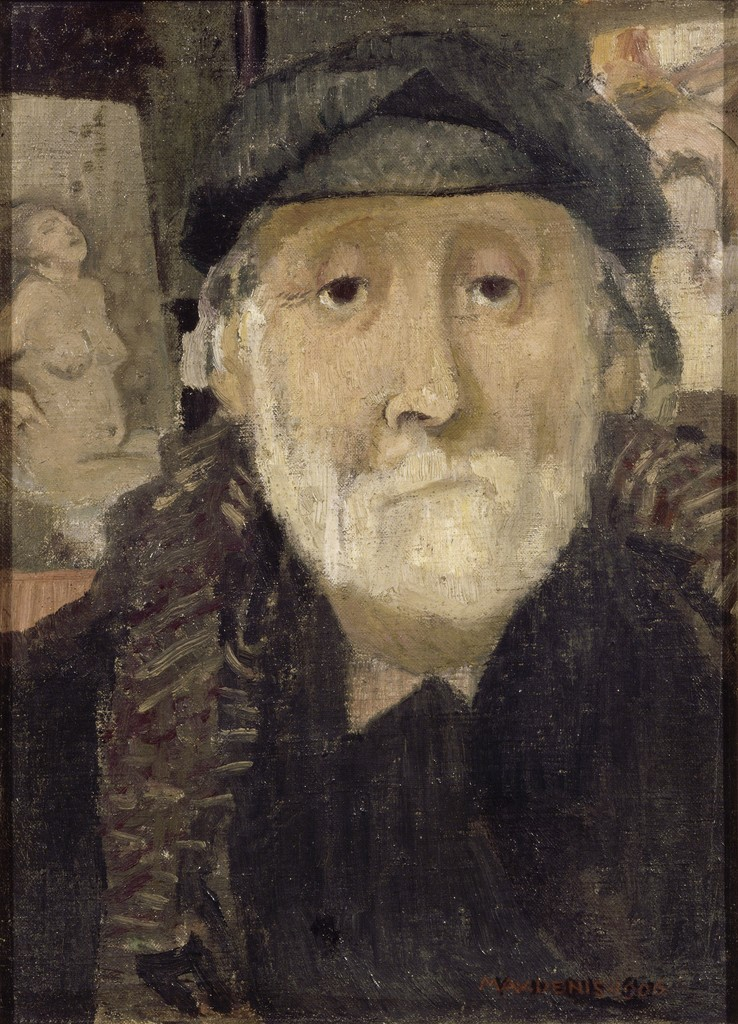 Maurice Denis, 'Portrait of the Painter Degas,' 1906, ARS/Art Resource