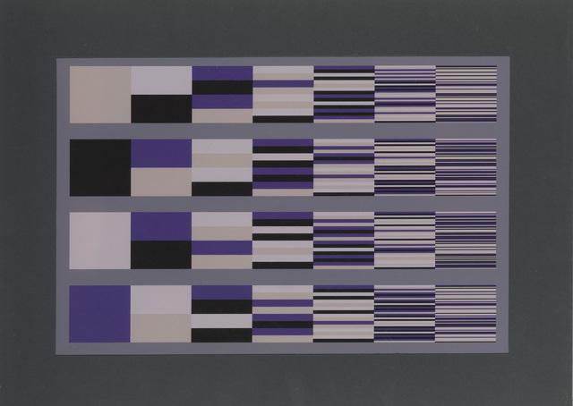 , 'Colour sequence,' 2000, Waterhouse & Dodd