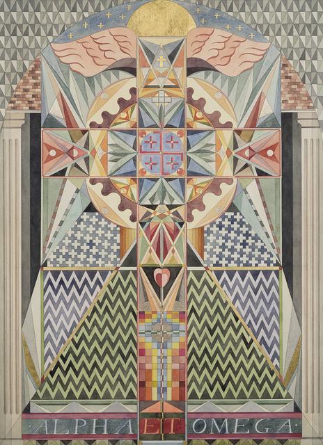 , 'Alpha et Omega,' 2015, Cecilia Hillström Gallery