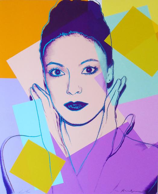 Andy Warhol, 'Karen Kain', 1980, Pop Fine Art