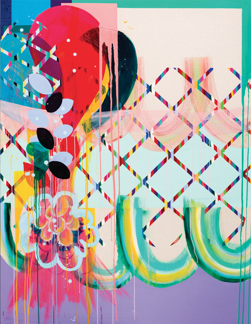 , 'Trepadeira Jade,' 2013, Matias Brotas