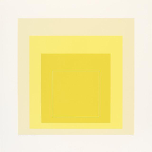 , 'WLS XVII,' 1967, Alan Cristea Gallery
