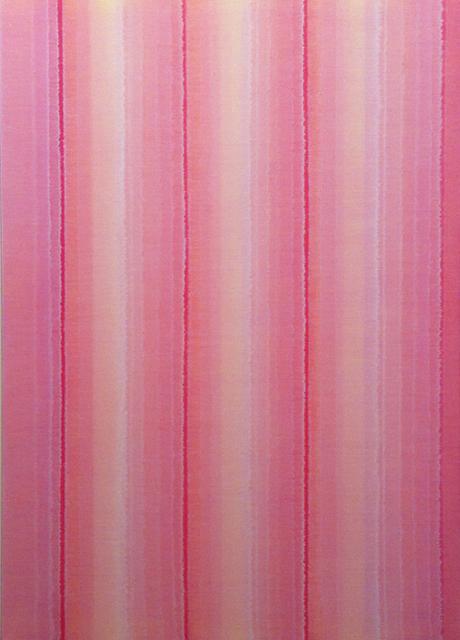 , 'Vertical Stripes Sixteen,' 2014, Charles Nodrum Gallery