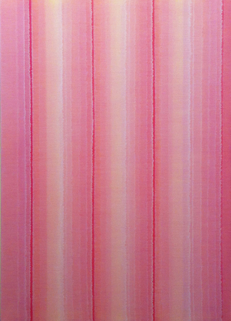 Karl Wiebke, 'Vertical Stripes Sixteen', 2014, Charles Nodrum Gallery