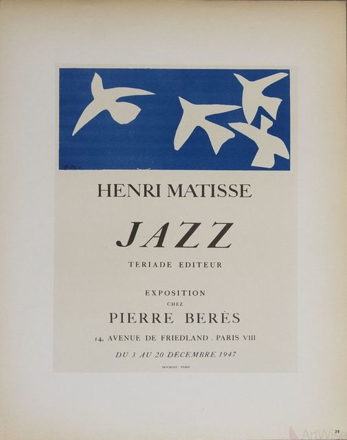 , 'Jazz - Pierre Beres,' 1959, ArtWise