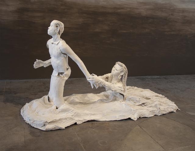 , 'Beth and Solomon,' 2018, Wilding Cran Gallery