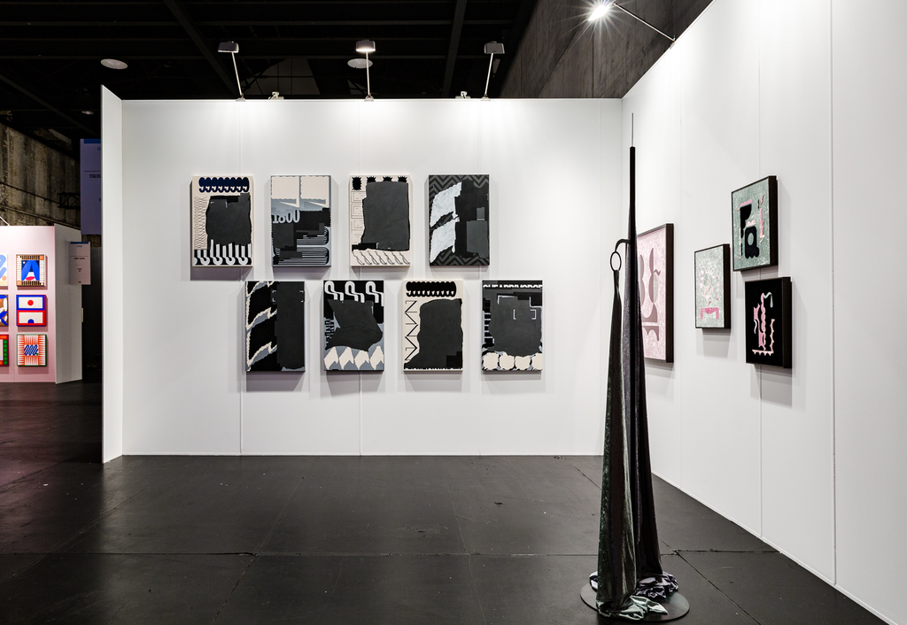 Sydney Contemporary 2019 , Futures booth C11  Nikolaus Dolman and Ali Noble