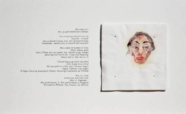 , 'Main dans la main,' 2013, Galerie Liusa Wang