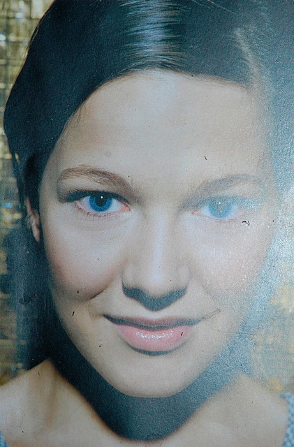 Eberhard Havekost, 'Gesicht', 2012, Print, Ditone Print, Galerie Sabine Knust   Knust Kunz Gallery Editions