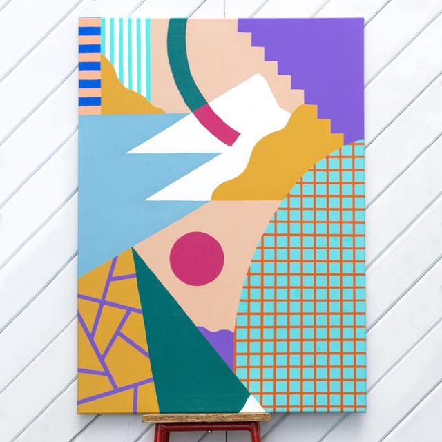, 'Abstract 110,' 2017, Artig Gallery