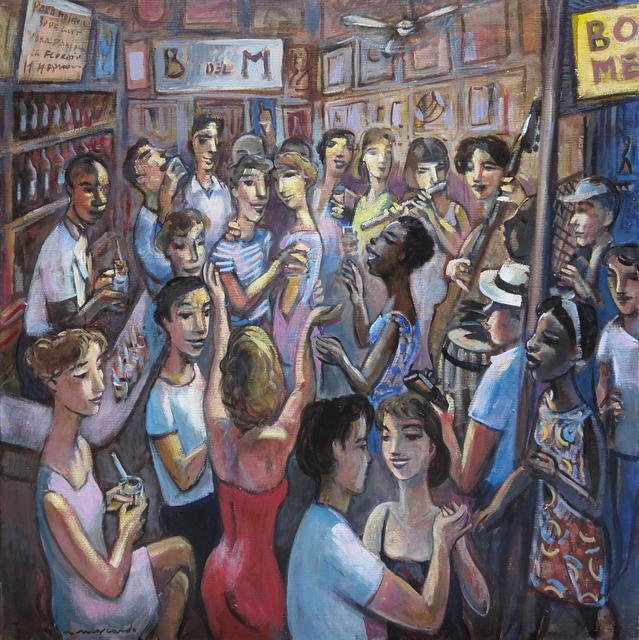 , 'La Bodeguita del Medio (La Habana),' 2018, Sala Parés