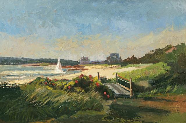 , 'Waterford Beach,' 2014, Grenning Gallery