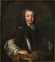 Portrait of a Young Nobleman in Armor