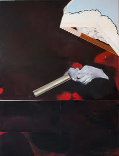Jaybo Monk, 'Landscape Suicide', 2018, Mirus Gallery