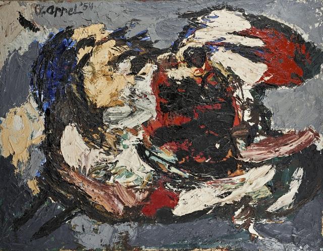, 'Sans Titre, 1954,' 1954, Omer Tiroche Gallery
