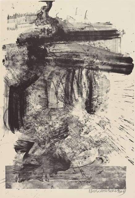 Robert Rauschenberg, 'Fuse (Stoned Moon)', 1969, San Francisco Museum of Modern Art (SFMOMA)
