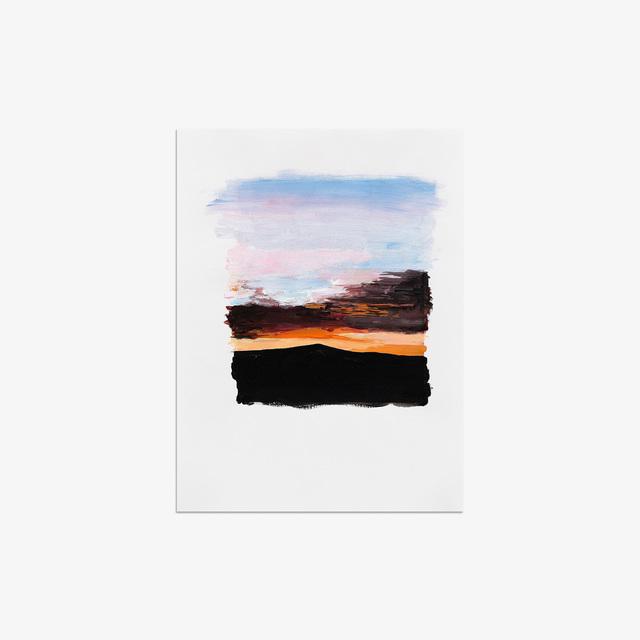 , 'Untitled (Sunset) ,' 2019, Tappan