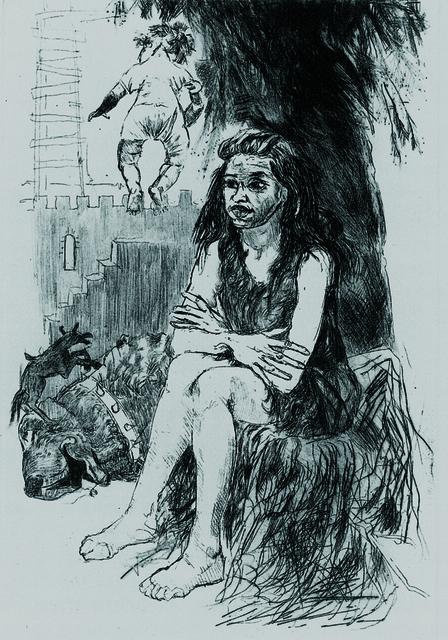 , 'The Children's Crusade - Lost Girl,' 1996-1998, Marlborough London