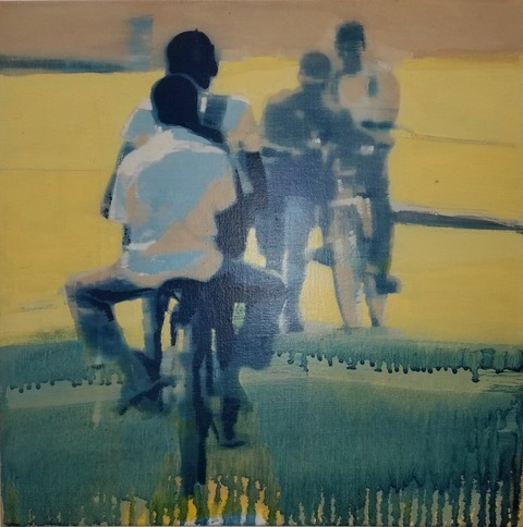 , 'Boys on Bikes #15,' 2019, Gildea Gallery