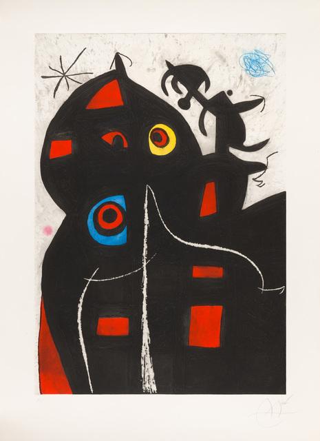 Joan Miró, 'Pantagruel', 1978, Christopher-Clark Fine Art