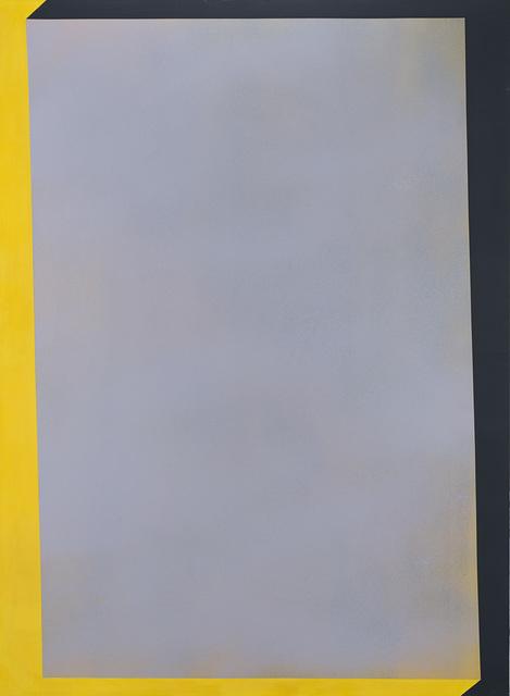 Carlo Battaglia, 'Visionario', 1968, Painting, Oil and Tempera on Canvas, Il Ponte