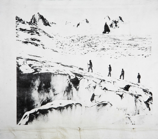 , 'Monuments: An Excursion with the Dr. Ernest Guglielminetti, 1931,' 2020, Bildhalle