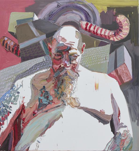 , 'Sleepless (Kenny) 142,5 × 132,5 cm ,' 2018, A3 Arndt Art Agency