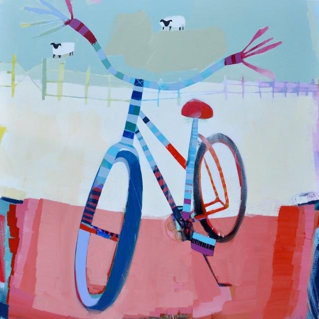 , 'Blue Roadmaster,' , M.A. Doran Gallery