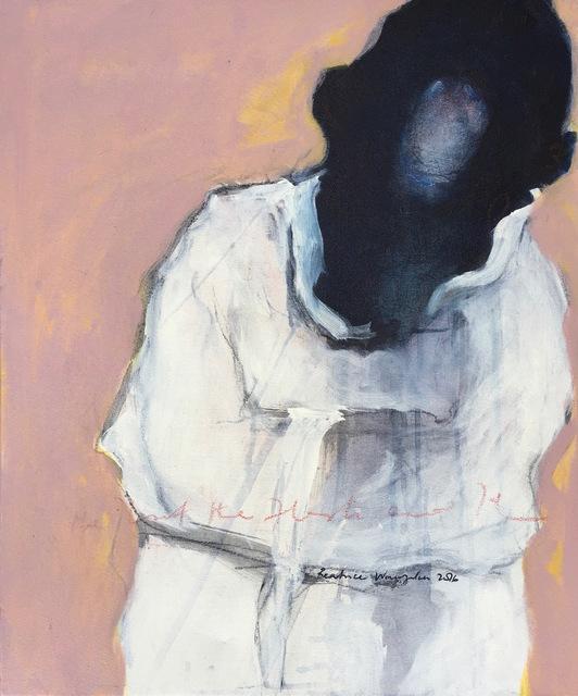 , 'The Quintessence of Loneliness III,' 2016, ARTLabAfrica