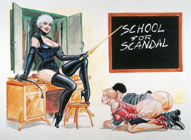 , 'School for Scandal, 1995,' 1995, TASCHEN