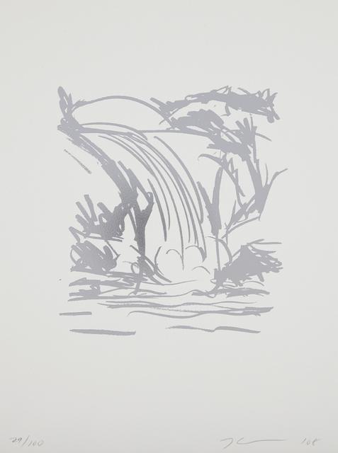 Jeff Koons, 'Waterfall', 2008, Phillips