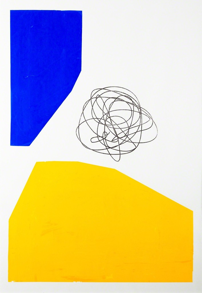 Untitled Blue/ Yellow