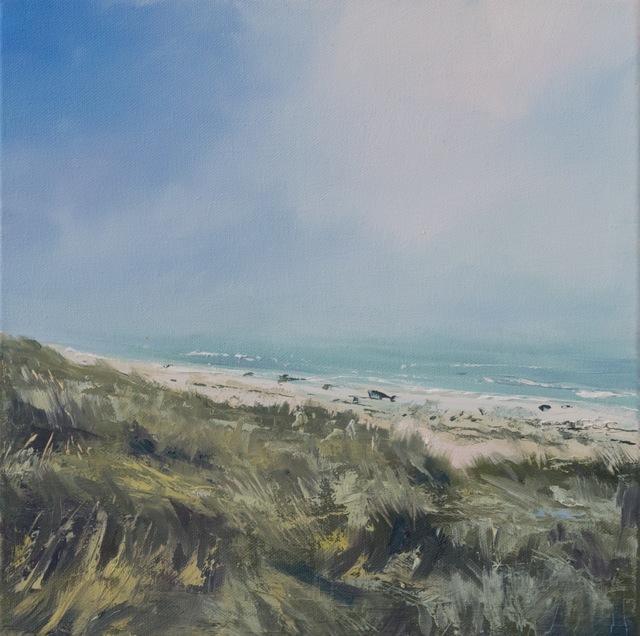 , 'Summer Shore I,' 2010-2017, Eisenhauer Gallery